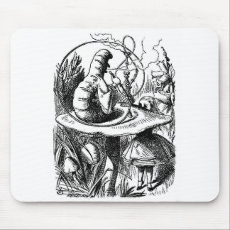 Alice in Wonderland John Tenniel Mouse Pad