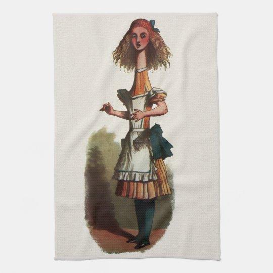 Alice in Wonderland Kitchen Towel