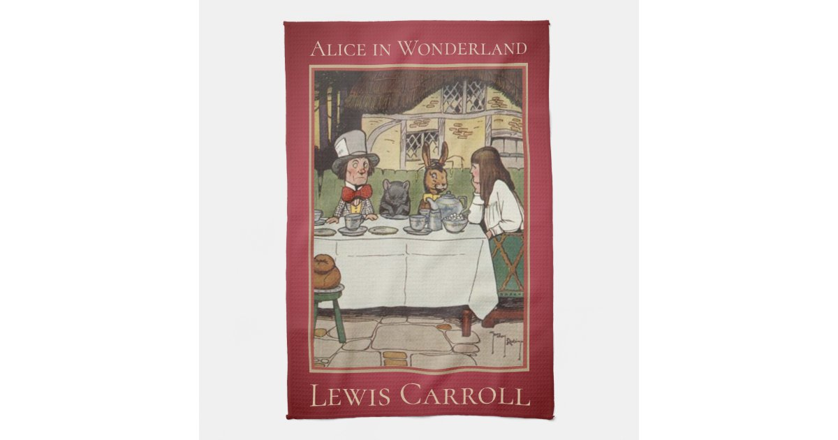 Wonderland Lewis Carroll Clic Novel