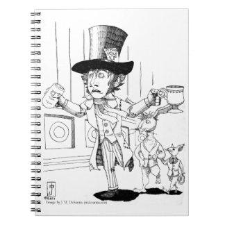 Alice in Wonderland: Line 459 - Notebook