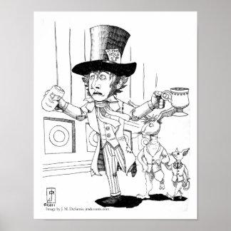 Alice in Wonderland: Line 459 - Print