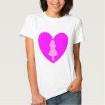Alice in Wonderland Love Shirt