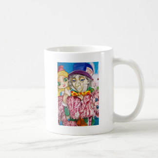 ALICE IN WONDERLAND MAD HATTER COFFEE MUGS