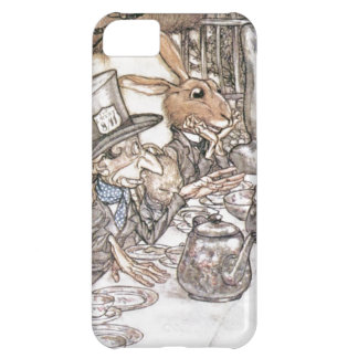 Alice in Wonderland - Mad hatter Cover For iPhone 5C