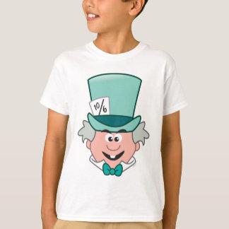 Alice in Wonderland | Mad Hatter Emoji 2 T-Shirt
