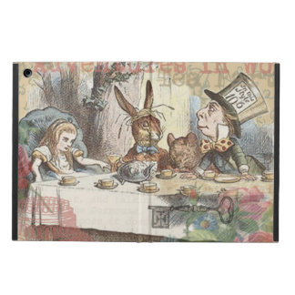 Alice in Wonderland Mad Tea Party iPad Air Case