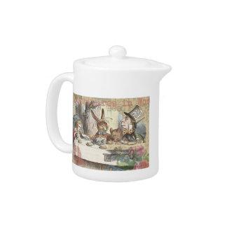 Alice in Wonderland Mad Tea Party Teapot