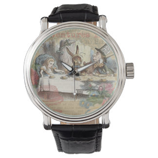 Alice in Wonderland Mad Tea Party Watches