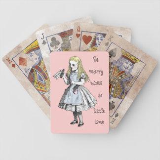 Alice in Wonderland Magic Drink Me Bottle Cards