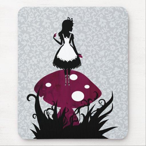 Alice in Wonderland Mousepad