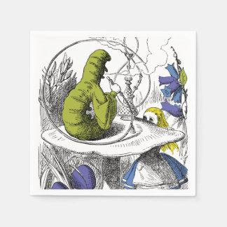 Alice in Wonderland Napkin