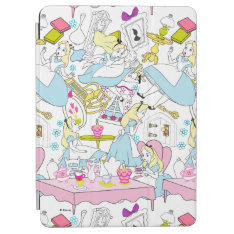 Alice In Wonderland | Oversized Pattern Ipad Air Cover at Zazzle