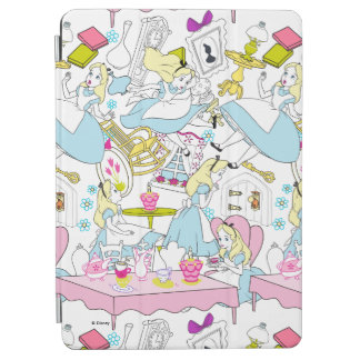 Alice in Wonderland | Oversized Pattern iPad Air Cover