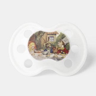 Alice in Wonderland Pacifier BooginHead Pacifier