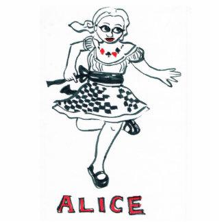 Alice In Wonderland Photo Sculptures