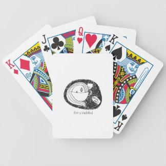 Alice In Wonderland Poker Cards
