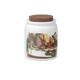 Alice in Wonderland Products! Candy Dish