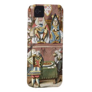 Alice in Wonderland - Queen of Hearts Case-Mate iPhone 4 Case