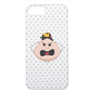 Alice in Wonderland | Queen of Hearts Emoji iPhone 7 Case