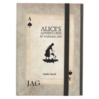 Alice In Wonderland Rare Book Cover