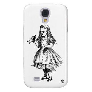 Alice in Wonderland Samsung Galaxy S4 Case
