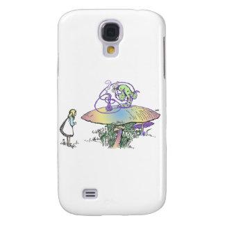 Alice in Wonderland Samsung S4 Case