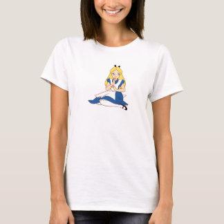 Alice In Wonderland Sitting Down Disney T-Shirt