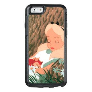 Alice in Wonderland Sleeping 2 OtterBox iPhone 6/6s Case