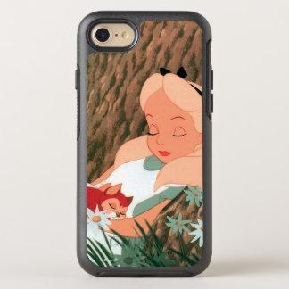Alice in Wonderland Sleeping 2 OtterBox Symmetry iPhone 7 Case