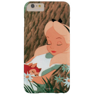 Alice in Wonderland Sleeping Barely There iPhone 6 Plus Case