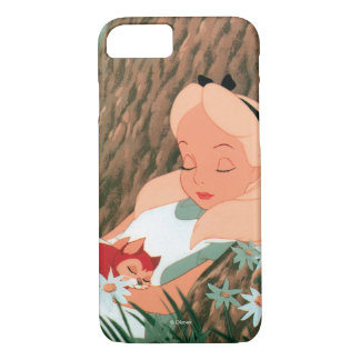 Alice in Wonderland Sleeping iPhone 8/7 Case