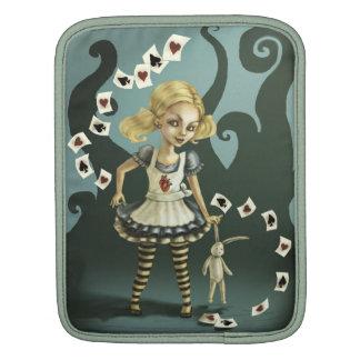 Alice in Wonderland Sleeves For iPads
