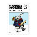 Alice in Wonderland Special Announcement Stamp
