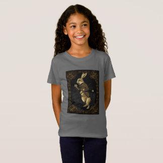 Alice in Wonderland T Shirt The Rabbit
