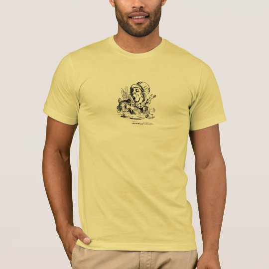Alice in Wonderland Tea Party T-Shirt