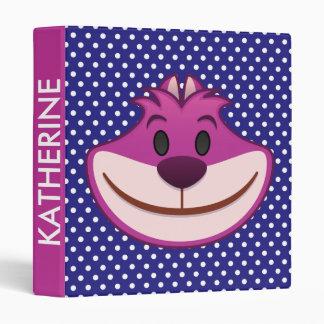 Alice In Wonderland | The Cheshire Cat Emoji Binder