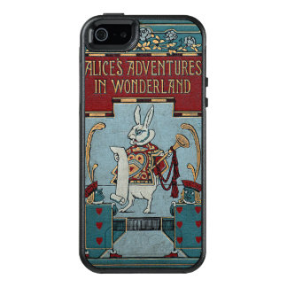 Alice In Wonderland The Deck Of Cards OtterBox iPhone 5/5s/SE Case