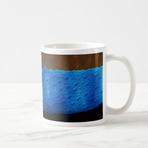Alice in Wonderland-The Pool Of Tears Coffee Mug