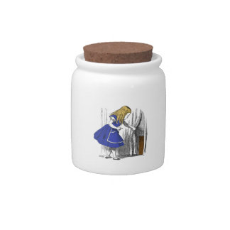 Alice in Wonderland - The Small Door Candy Dishes