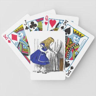 Alice in Wonderland - The Small Door Card Decks
