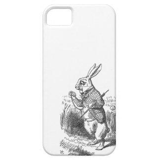 Alice in Wonderland the White Rabbit vintage iPhone SE/5/5s Case