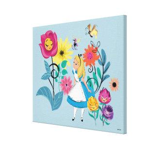 Alice In Wonderland Canvas Art Prints Zazzle