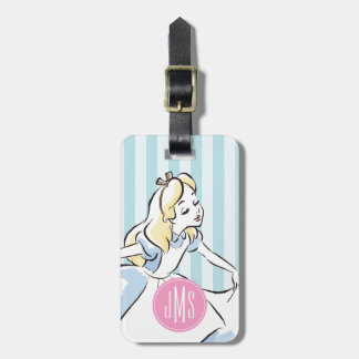 Alice in Wonderland | This Way to Wonderland Bag Tag