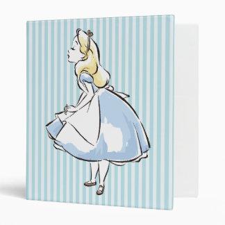 Alice in Wonderland | This Way to Wonderland Binder