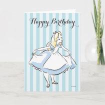 Alice in Wonderland | This Way to Wonderland Card