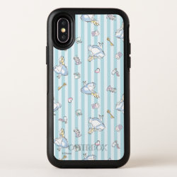 Alice in Wonderland | This Way to Wonderland OtterBox Symmetry iPhone X Case