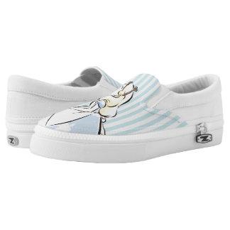 Alice in Wonderland | This Way to Wonderland Slip-On Sneakers
