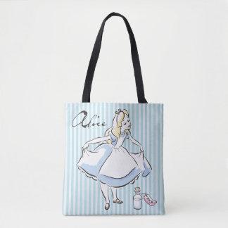 Alice in Wonderland | This Way to Wonderland Tote Bag