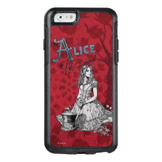 Alice in Wonderland - Tim Burton 3 OtterBox iPhone 6/6s Case