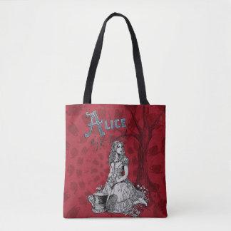 Alice in Wonderland - Tim Burton 3 Tote Bag